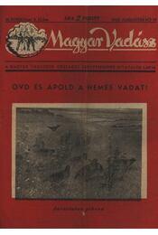 Magyar Vadász (1950. augusztus 10.) - Régikönyvek