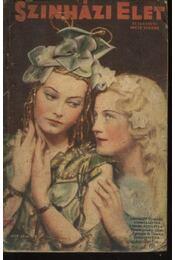 Színházi Élet 1938/27. - Régikönyvek
