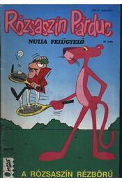 Rózsaszín Párduc 35. szám 1991/6. - Régikönyvek
