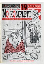 No komplett 1998. 19. szám - Böröcz Nándor (szerk.) - Régikönyvek
