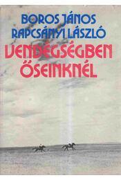 Vendégségben őseinknél - Boros János, Rapcsányi László - Régikönyvek
