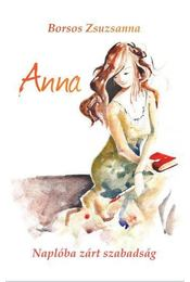 Anna - Borsos Zsuzsanna - Régikönyvek