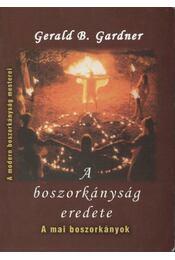 A boszorkányság eredete - Régikönyvek