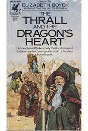 The Thrall and the Dragon's Heart - Boyer, Elizabeth - Régikönyvek