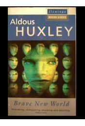 Brave New World - Régikönyvek