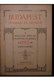 Budapest irásban és képben - Régikönyvek