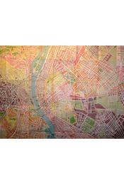 Budapest útmutatója és térképe - Régikönyvek