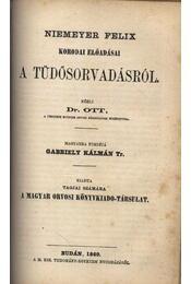 A kórboncztan tankönyve - Régikönyvek