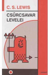 Csűrcsavar levelei - C. S. Lewis - Régikönyvek