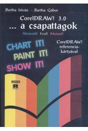 CorelDRAW! 3.0 - Régikönyvek