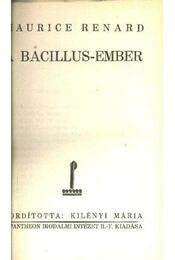 A Bacillus-ember - Régikönyvek