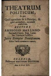 Theatrum politicum - Régikönyvek