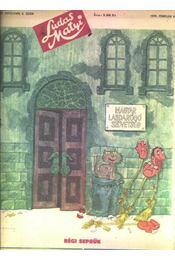 Ludas Matyi 1979-80. évfolyam (töredék) - Régikönyvek