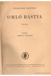Omló bástya - Régikönyvek