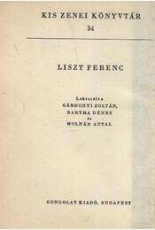 Liszt Ferenc - Régikönyvek