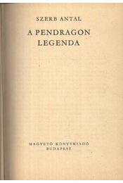 A pendagron legenda - Régikönyvek