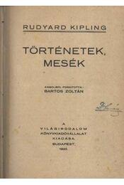 Történetek, mesék - Régikönyvek