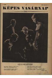 Képes vasárnap 1938 január-június - Régikönyvek