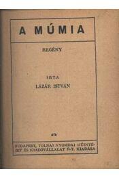 A múmia - Régikönyvek
