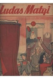 Ludas Matyi 1953. IX. évfolyam (teljes) - Régikönyvek