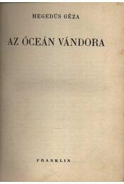 Az óceán vándora - Régikönyvek