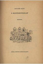 A mandarinkalap - Régikönyvek