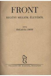 Front - Régikönyvek