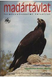 Madártávlat 1997. - Régikönyvek