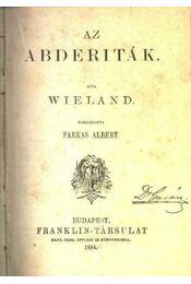 Az abderiták - Régikönyvek