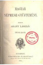 Magyar népmese-gyűjtemény - Régikönyvek
