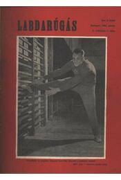 Labdarúgás 1964. X. évf. (hiányos) - Régikönyvek