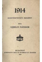 1914 - Régikönyvek