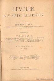 Levelek egy fiatal lelkészhez I-II. kötet - Régikönyvek