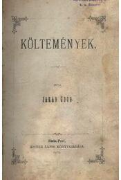 Költemények - Régikönyvek