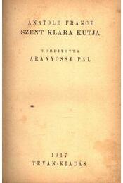 Szent Klára kutja - Régikönyvek