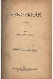 Vengerkák - Régikönyvek