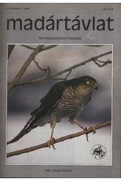 Madártávlat 1996 - Régikönyvek