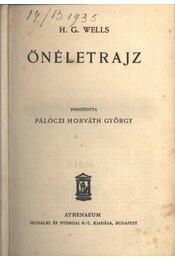 H. G. Wells Önéletrajz - Régikönyvek