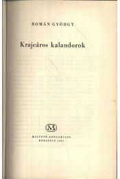 Krajcáros kalandorok - Régikönyvek