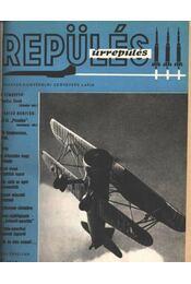 Repülés 1969. évfolyam - Régikönyvek