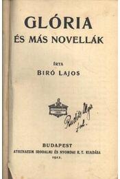 Glória és más novellák - Régikönyvek