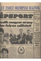 Népsport 1988. október (teljes) - Régikönyvek