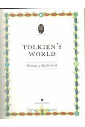 Tolkien's world - Régikönyvek