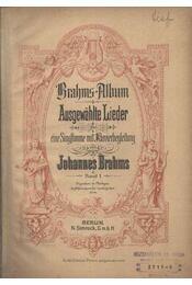 Brahms-Album - Régikönyvek
