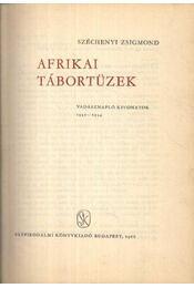 Afrikai tábortüzek I-II. kötet - Régikönyvek