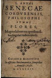 Cordvbensis, philosophi svmmi flores - Régikönyvek
