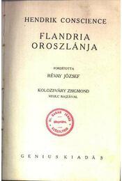 Flandria oroszlánja - Régikönyvek