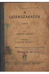 A sátánszakadék - Régikönyvek