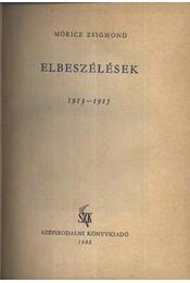 Elbeszélések 1913-1915 - Régikönyvek