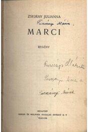 Marci - Régikönyvek
